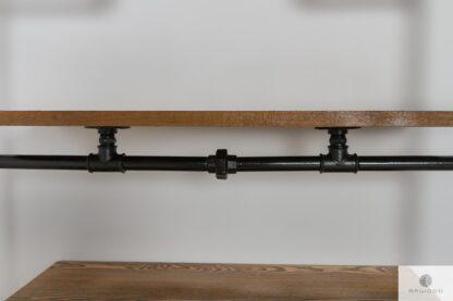 Regał modułowy z drewna litego find us on https://www.facebook.com/RaWoodpl/