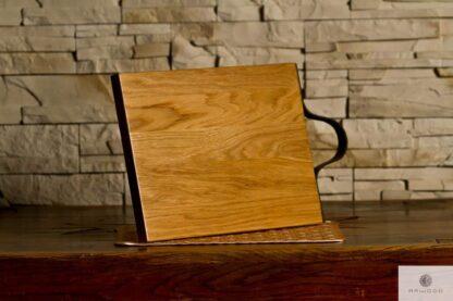 Deska do krojenia z drewna litego find us on https://www.facebook.com/RaWoodpl/
