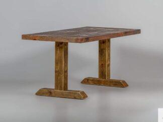 Stol drewniany, drewno lite DREDD find us on https://www.facebook.com/RaWoodpl/