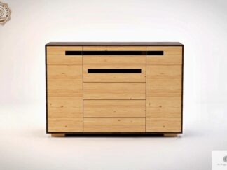 Nowoczesna komoda drewniana do salonu LAGOS Producent Mebli RaWood Premium Furniture