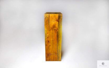 Slupek ze starego drewna litego AMBER