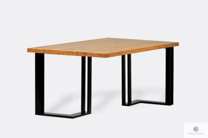 Dębowy stół do jadalni na wymiar SNAKE