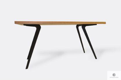 Dębowy stół do jadalni na zamówienie VITA