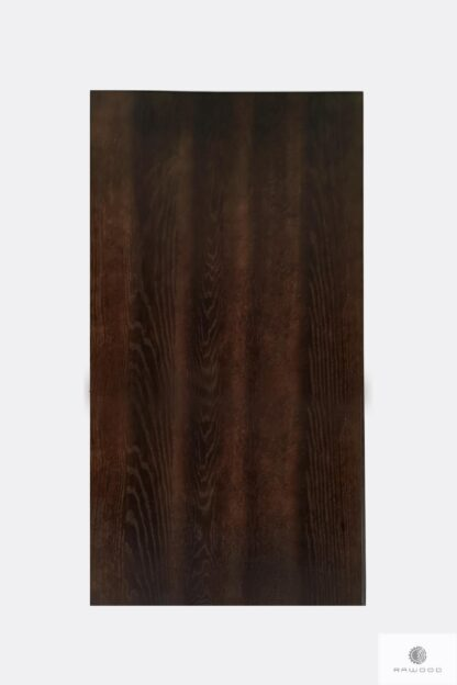 Ława stolik z blatem debowym z drewna litego IBSEN