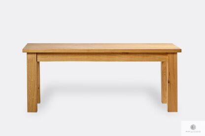 Stół dębowy na zamówienie producent THOR