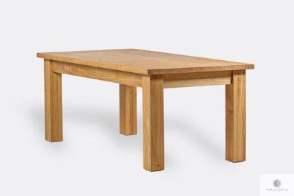 Stół drewniany na wymiar do salonu THOR