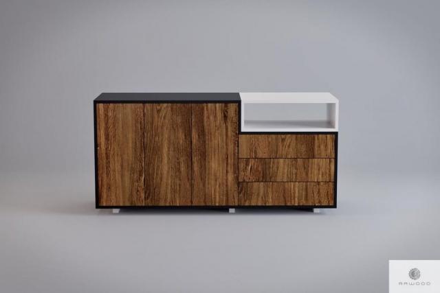 Designerska komoda w stylu skandynawskim BERGEN I find us on https://www.facebook.com/RaWoodpl/