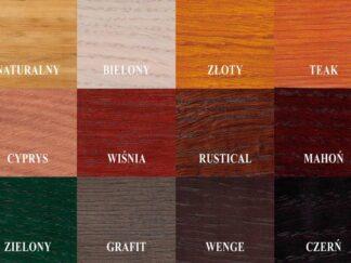 Kolory lakieru