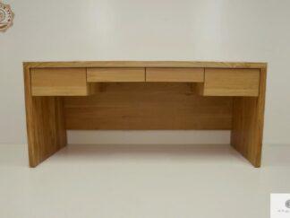 Biurko z dębowego drewna litego do gabinetu biura Producent Mebli RaWood Premium Furniture