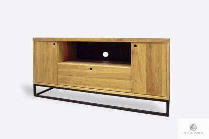 Designerska szafka RTV z szufladami na zamówienie do salonu MERIS