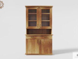 Stylowy kredens drewniany do salonu jadalni MARINO Producent Mebli RaWood Premium Furniture